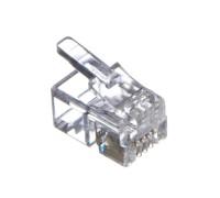 Коннектор 4p4c для телефонных трубок