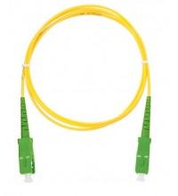 Оптический шнур SC/APC-SC/APC SM 9/125 simplex 10м
