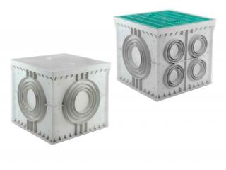 Универсальная пластиковая коробка КПП-Р