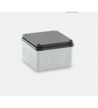 110x110x74 Распределительная коробка ABS, прозрачная крышка, HF, IP65