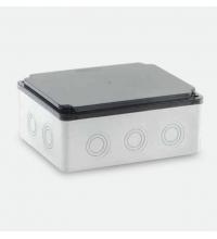 190x150x80 Распределительная коробка ABS, HF, IP65